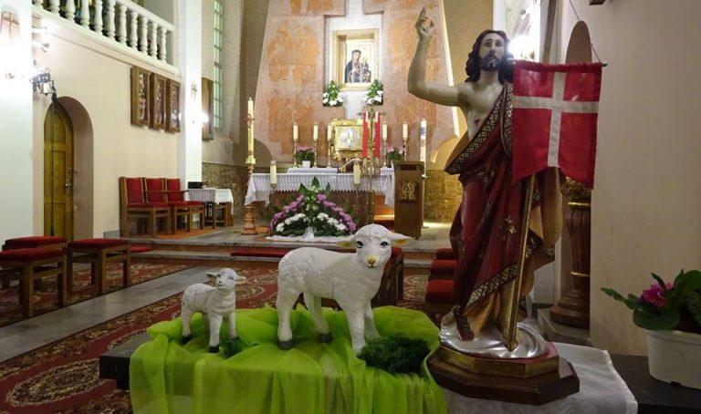 Ogłoszenia duszpasterskie 14 maja 2017 r. – V Niedziela Wielkanocna