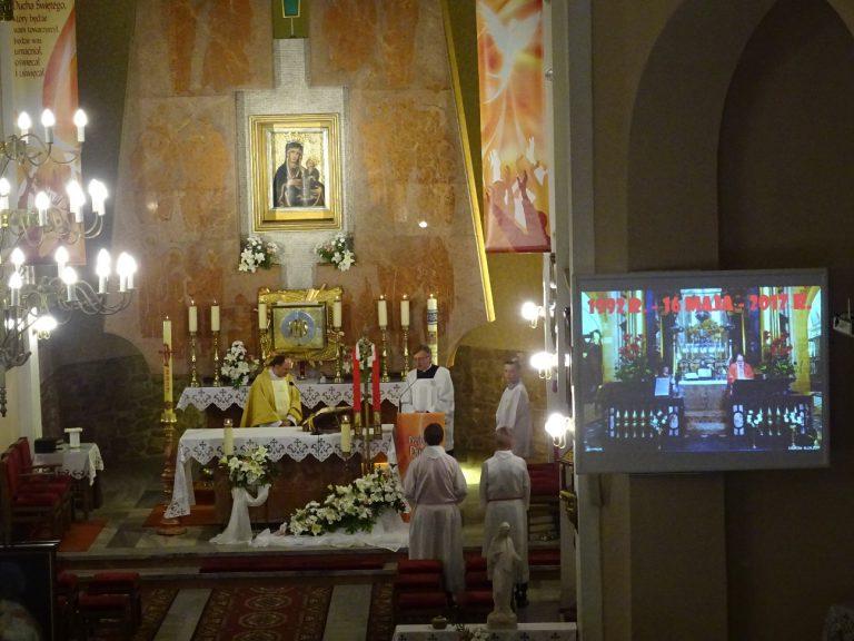 Jubileusz kapłański w Sanktuarium