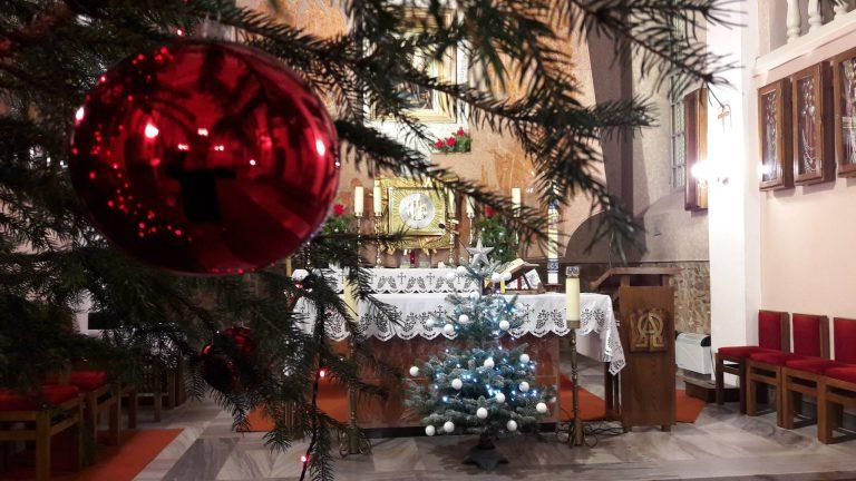 Życzenia Świąteczne 25 XII 2017